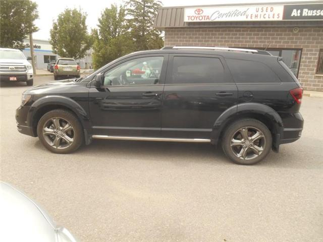 2016 Dodge Journey Crossroad (Stk: 184891) in Peterborough - Image 2 of 11