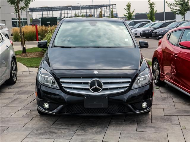 2013 Mercedes-Benz B-Class Sports Tourer (Stk: 6287PB) in Scarborough - Image 2 of 23