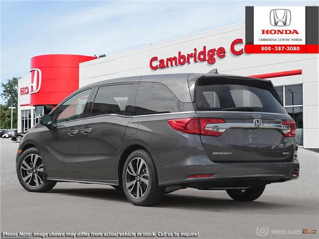 2019 Honda Odyssey Touring (Stk: 18709) in Cambridge - Image 4 of 24