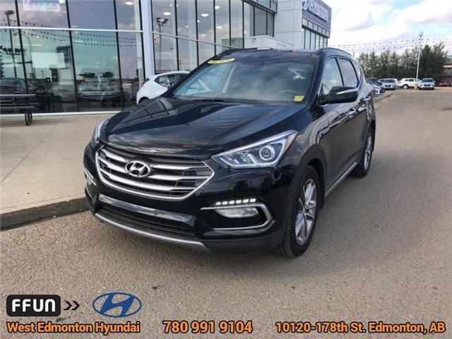 2018 Hyundai Santa Fe Sport  (Stk: E4067) in Edmonton - Image 2 of 23
