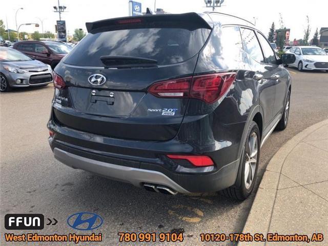 2018 Hyundai Santa Fe Sport  (Stk: E4067) in Edmonton - Image 6 of 23
