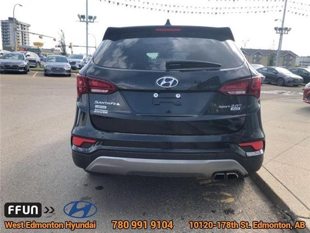 2018 Hyundai Santa Fe Sport  (Stk: E4067) in Edmonton - Image 7 of 23