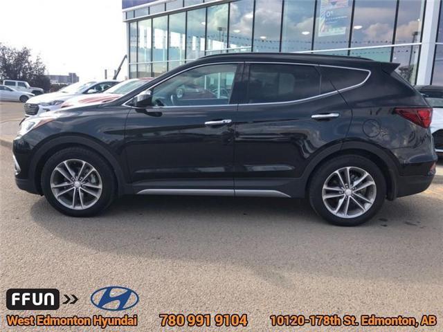 2018 Hyundai Santa Fe Sport  (Stk: E4067) in Edmonton - Image 9 of 23