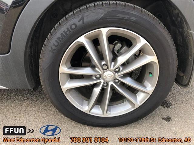 2018 Hyundai Santa Fe Sport  (Stk: E4067) in Edmonton - Image 10 of 23