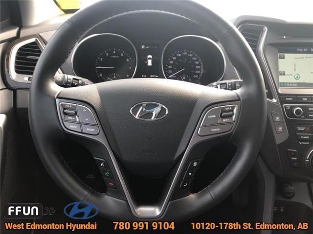 2018 Hyundai Santa Fe Sport  (Stk: E4067) in Edmonton - Image 14 of 23