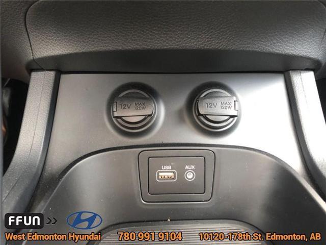 2018 Hyundai Santa Fe Sport  (Stk: E4067) in Edmonton - Image 21 of 23