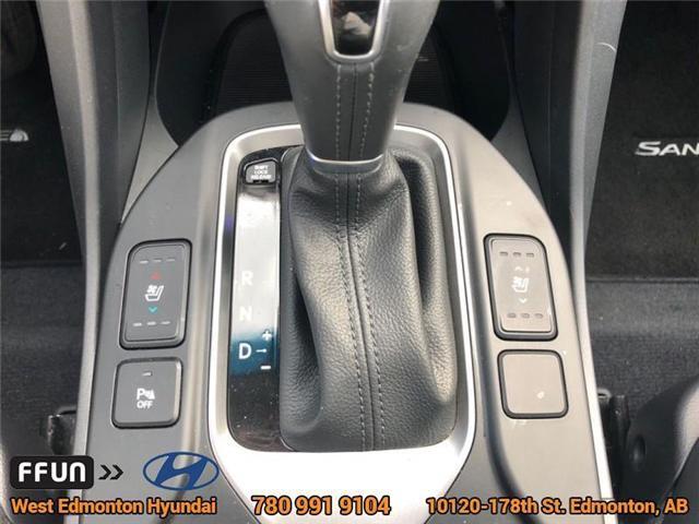 2018 Hyundai Santa Fe Sport  (Stk: E4067) in Edmonton - Image 22 of 23