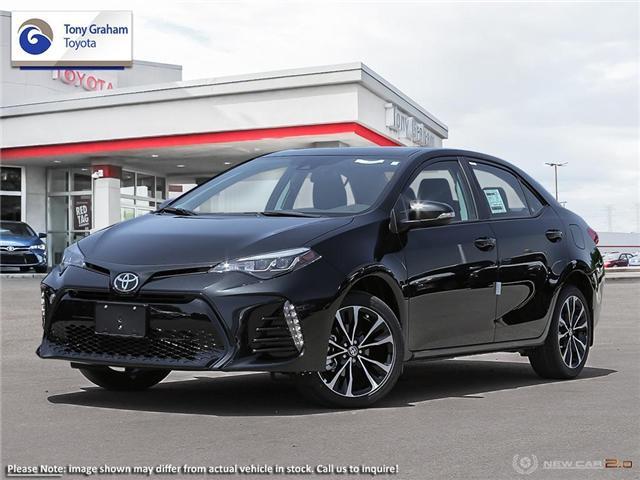 2019 Toyota Corolla SE (Stk: 57329) in Ottawa - Image 1 of 24