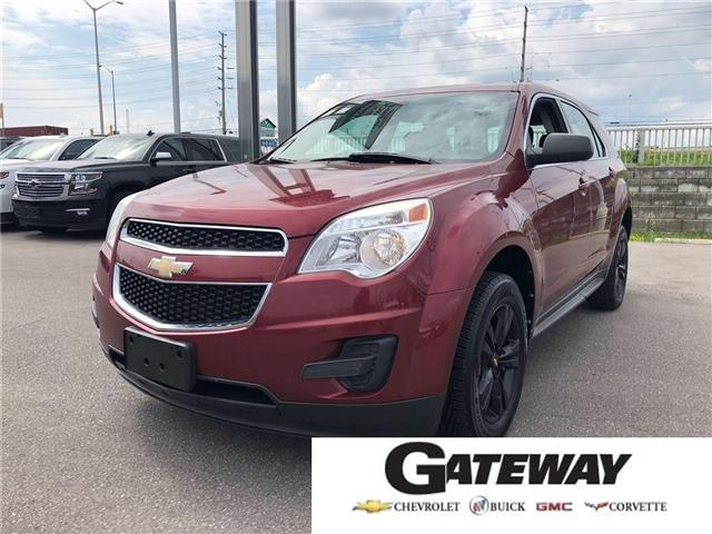 2010 Chevrolet Equinox LS (Stk: PW16622A) in BRAMPTON - Image 1 of 19
