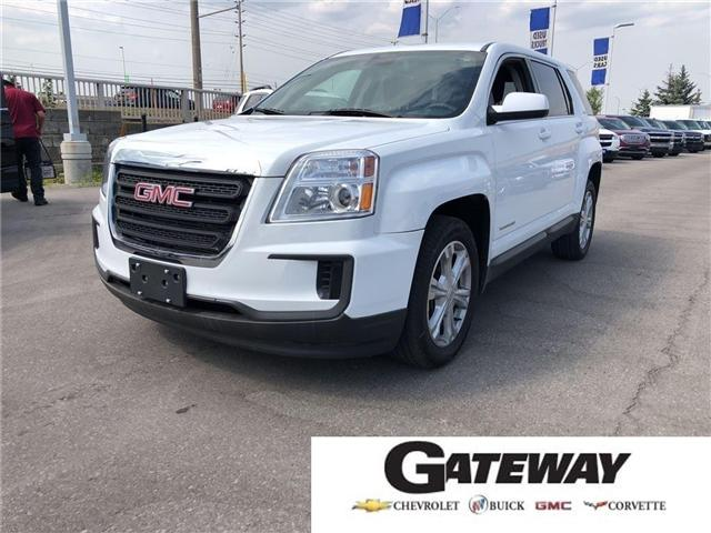 2017 GMC Terrain SLE|AWD|BLUETOOTH|BACKUP CAMERA|39029 KMS (Stk: PA17089) in BRAMPTON - Image 1 of 20