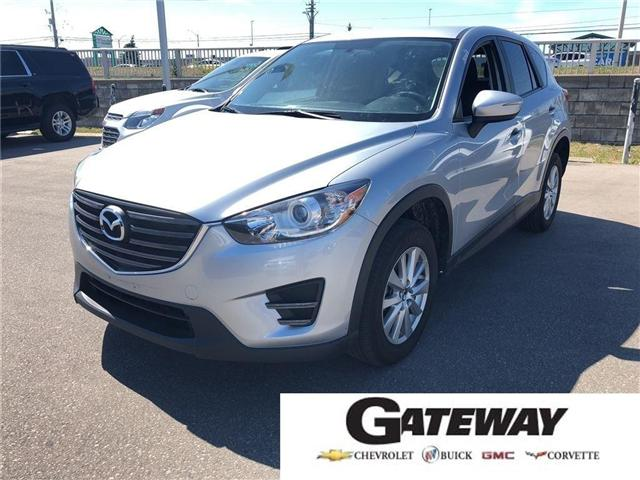 2016 Mazda CX-5 GX |Dual Airbag |B-Tooth |Keyless Ent |AWD (Stk: W17104) in BRAMPTON - Image 1 of 16