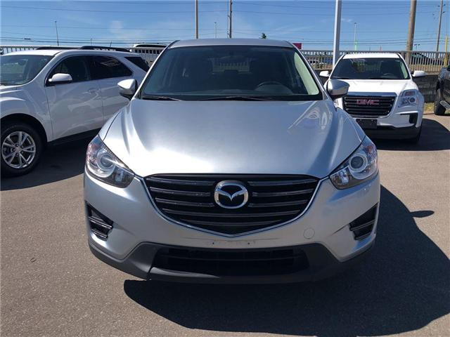 2016 Mazda CX-5 GX |Dual Airbag |B-Tooth |Keyless Ent |AWD (Stk: W17104) in BRAMPTON - Image 2 of 16