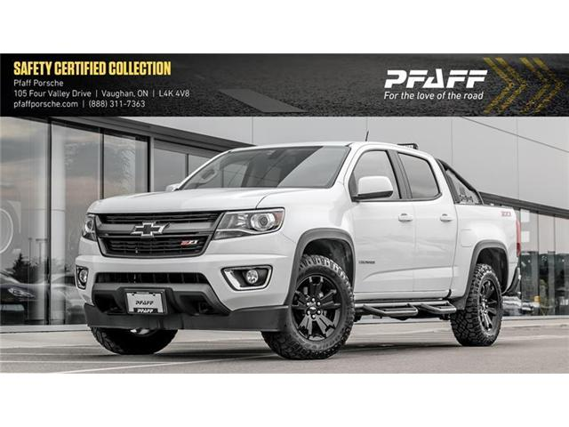 2016 Chevrolet Colorado Crew 4x4 Z71 / Long Box (Stk: P12255A) in Vaughan - Image 1 of 21