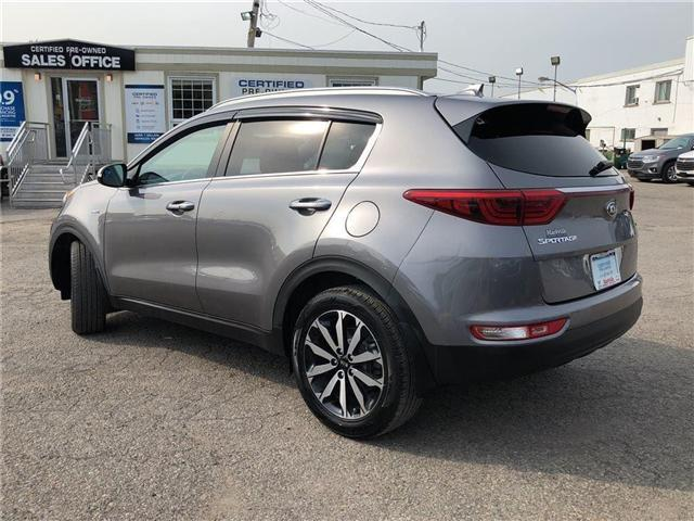 2017 Kia Sportage EX-AWD-LEATHER-CERTIFIED PRE-OWNED-1 OWNER (Stk: 264540A) in Markham - Image 2 of 22