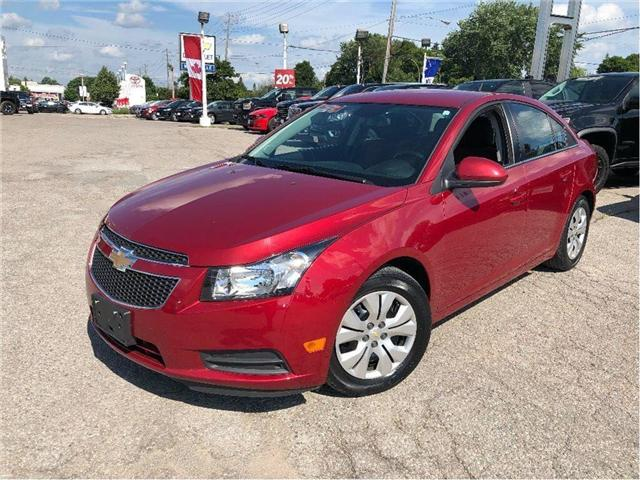 2014 Chevrolet Cruze LT-GM CERTIFIED PRE-OWNED- 1 OWNER TRADE (Stk: 188519A) in Markham - Image 2 of 16