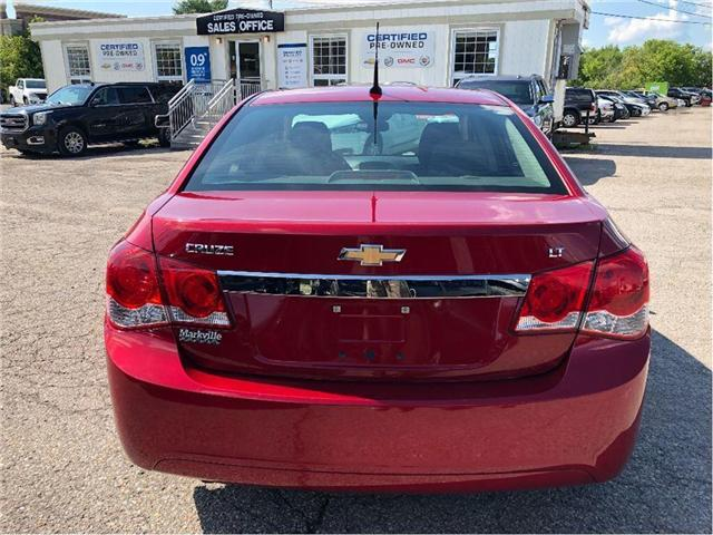 2014 Chevrolet Cruze LT-GM CERTIFIED PRE-OWNED- 1 OWNER TRADE (Stk: 188519A) in Markham - Image 5 of 16