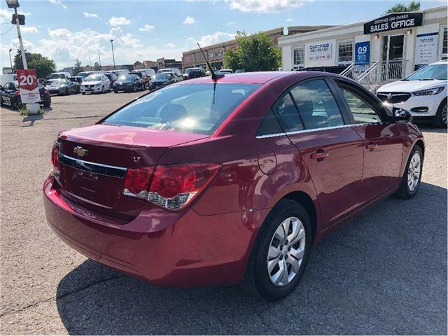 2014 Chevrolet Cruze LT-GM CERTIFIED PRE-OWNED- 1 OWNER TRADE (Stk: 188519A) in Markham - Image 6 of 16