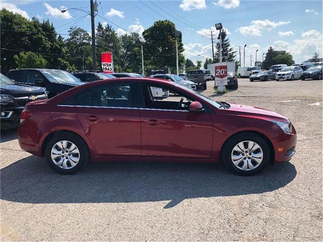 2014 Chevrolet Cruze LT-GM CERTIFIED PRE-OWNED- 1 OWNER TRADE (Stk: 188519A) in Markham - Image 7 of 16