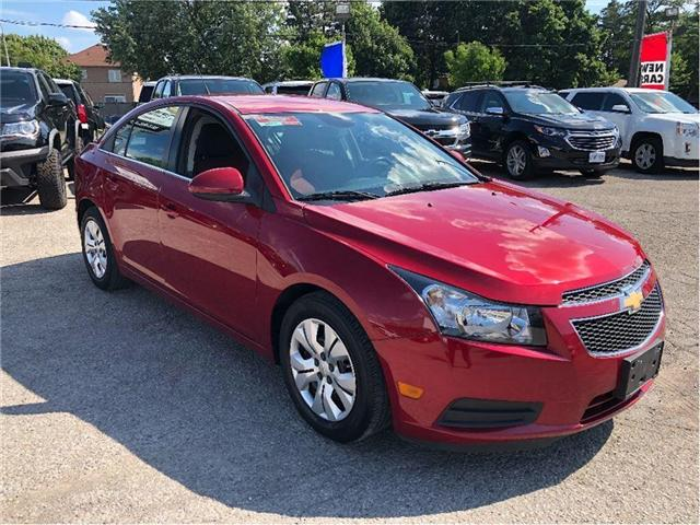 2014 Chevrolet Cruze LT-GM CERTIFIED PRE-OWNED- 1 OWNER TRADE (Stk: 188519A) in Markham - Image 8 of 16