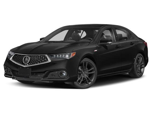 2019 Acura TLX Tech A-Spec (Stk: K800215) in Brampton - Image 1 of 9