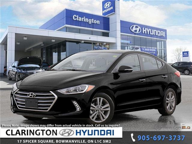 2018 Hyundai Elantra GL (Stk: 18496) in Clarington - Image 1 of 24