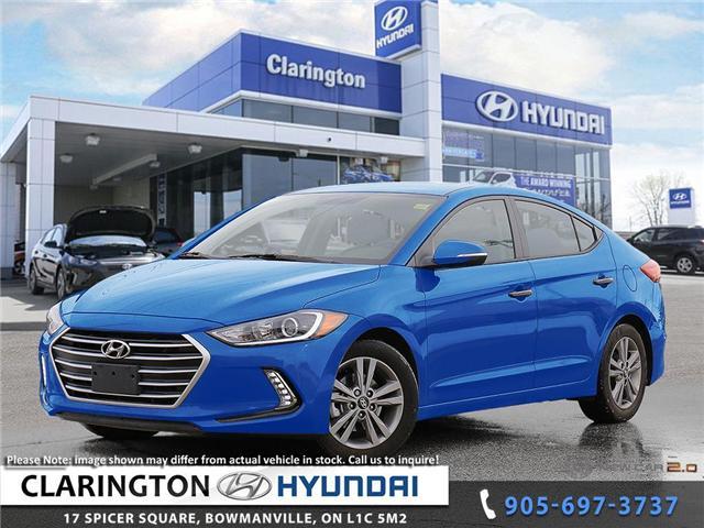 2018 Hyundai Elantra GL (Stk: 18495) in Clarington - Image 1 of 24