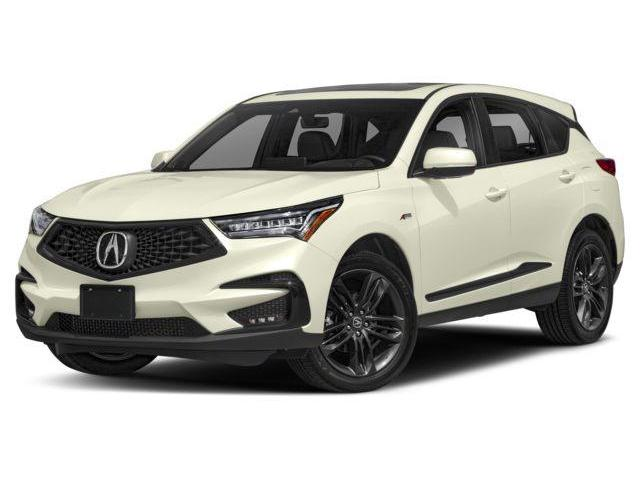 2019 Acura RDX A-Spec (Stk: K803195) in Brampton - Image 1 of 9