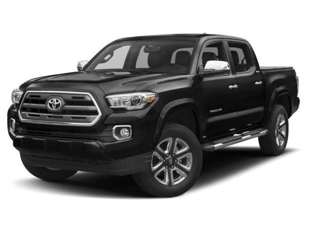 2018 Toyota Tacoma Limited (Stk: 18565) in Brandon - Image 1 of 9