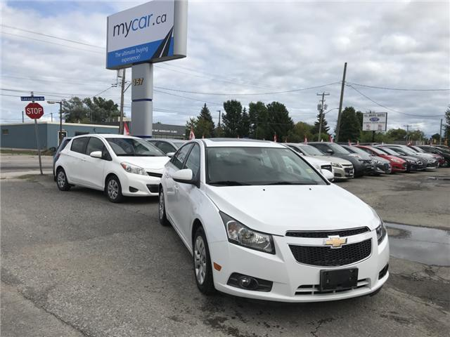 2014 Chevrolet Cruze 1LT (Stk: 181184) in North Bay - Image 2 of 14