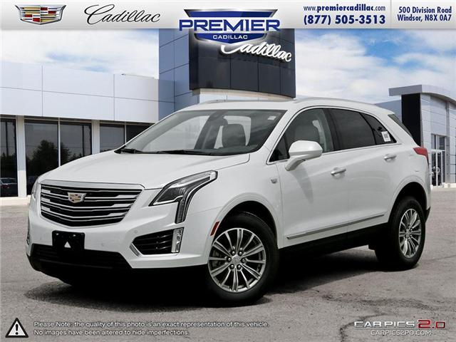 2019 Cadillac XT5 Luxury (Stk: 191025) in Windsor - Image 1 of 27