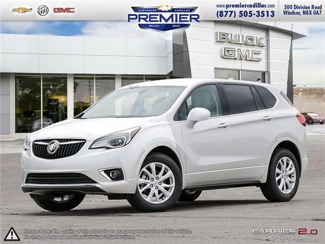 2019 Buick Envision Preferred (Stk: 191005) in Windsor - Image 1 of 27