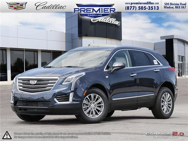 2019 Cadillac Xt5 Luxury At 424 B W For Sale In Windsor Premier