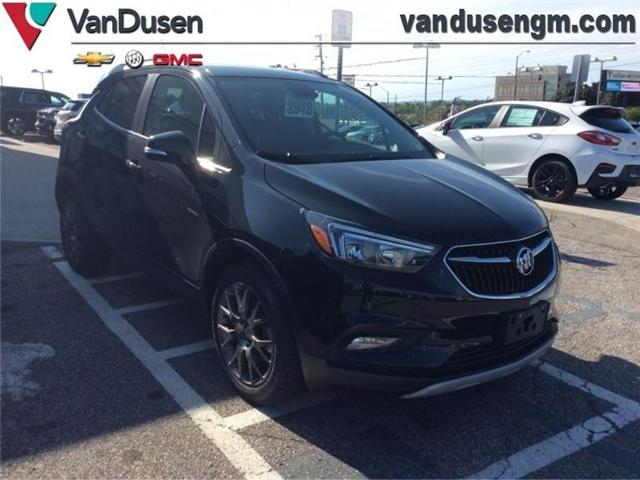 2018 Buick Encore Sport Touring (Stk: 183948) in Ajax - Image 1 of 20