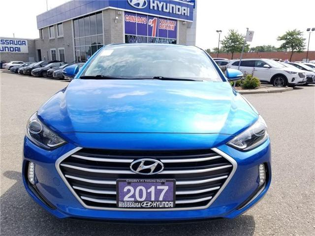 2017 Hyundai Elantra GLS-Sunroof and Alloy rims GREAT DEAL!! (Stk: op9910) in Mississauga - Image 2 of 21