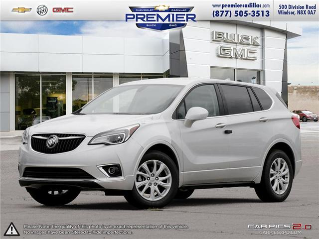 2019 Buick Envision Preferred (Stk: 191003) in Windsor - Image 1 of 27