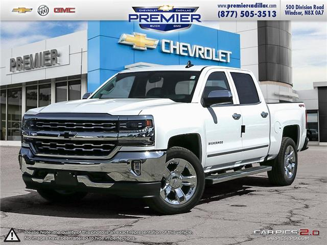 2018 Chevrolet Silverado 1500 1LZ (Stk: 187796) in Windsor - Image 1 of 27