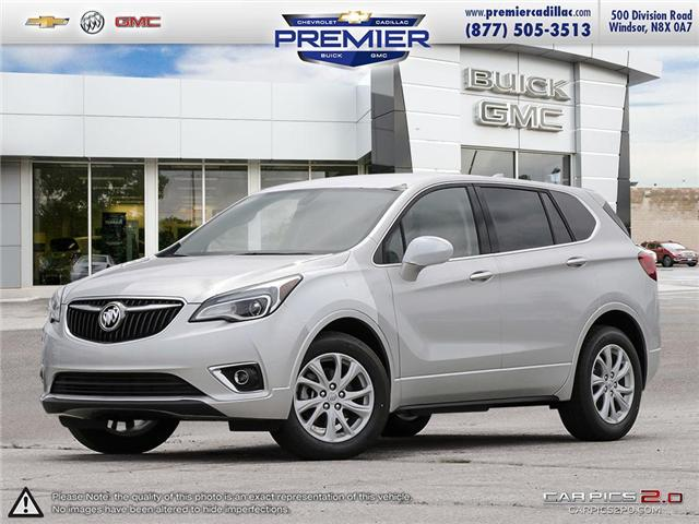 2019 Buick Envision Preferred (Stk: 191004) in Windsor - Image 1 of 27