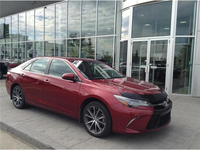 2015 Toyota Camry XSE (Stk: 180345A) in Calgary - Image 2 of 14