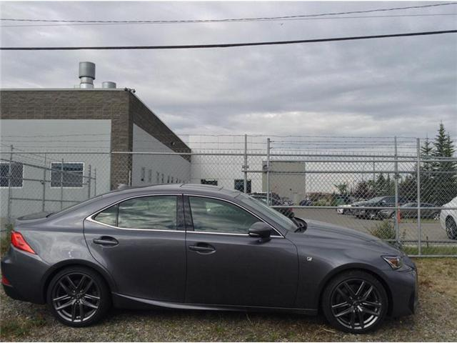 2018 Lexus IS 350 Base (Stk: 180615) in Calgary - Image 1 of 10