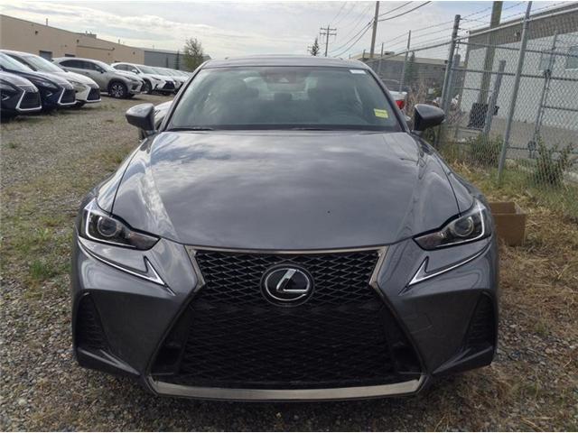 2018 Lexus IS 350 Base (Stk: 180615) in Calgary - Image 2 of 10