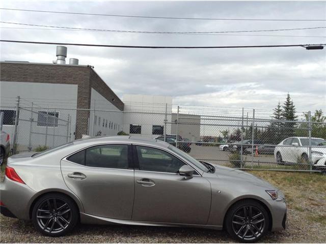 2018 Lexus IS 350 Base (Stk: 180625) in Calgary - Image 1 of 8