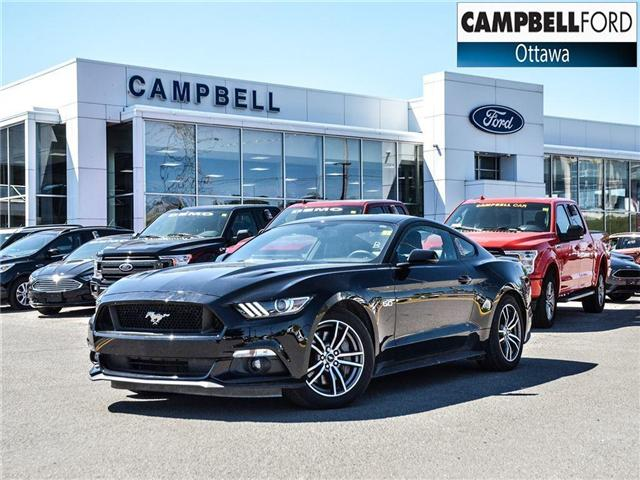 2017 Ford Mustang GT Premium ONLY 10, 000 KMS--IMMACULATE (Stk: 942750) in Ottawa - Image 1 of 21