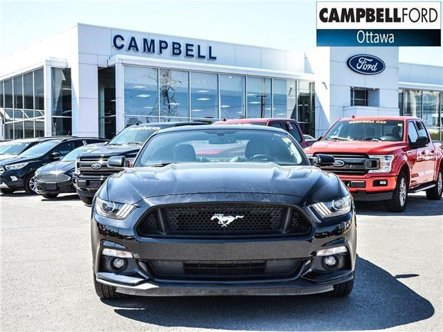 2017 Ford Mustang GT Premium ONLY 10, 000 KMS--IMMACULATE (Stk: 942750) in Ottawa - Image 2 of 21