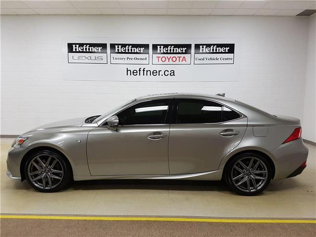 2016 Lexus IS 300 Base (Stk: 187190) in Kitchener - Image 5 of 22