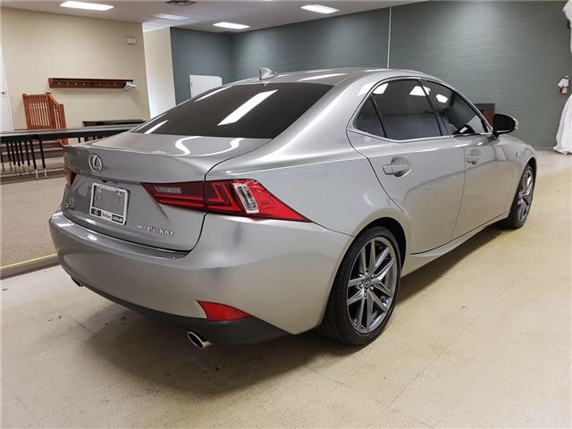 2016 Lexus IS 300 Base (Stk: 187190) in Kitchener - Image 9 of 22