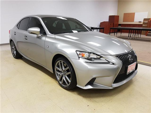 2016 Lexus IS 300 Base (Stk: 187190) in Kitchener - Image 10 of 22