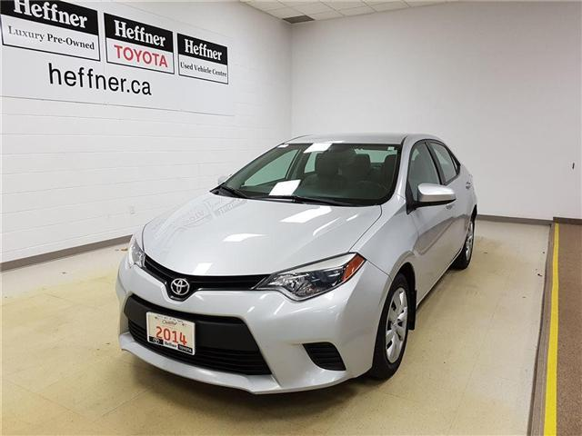2014 Toyota Corolla  (Stk: 185788) in Kitchener - Image 1 of 21