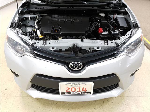 2014 Toyota Corolla  (Stk: 185788) in Kitchener - Image 20 of 21