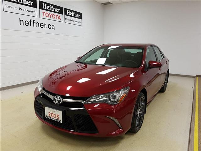 2015 Toyota Camry  (Stk: 185808) in Kitchener - Image 1 of 22