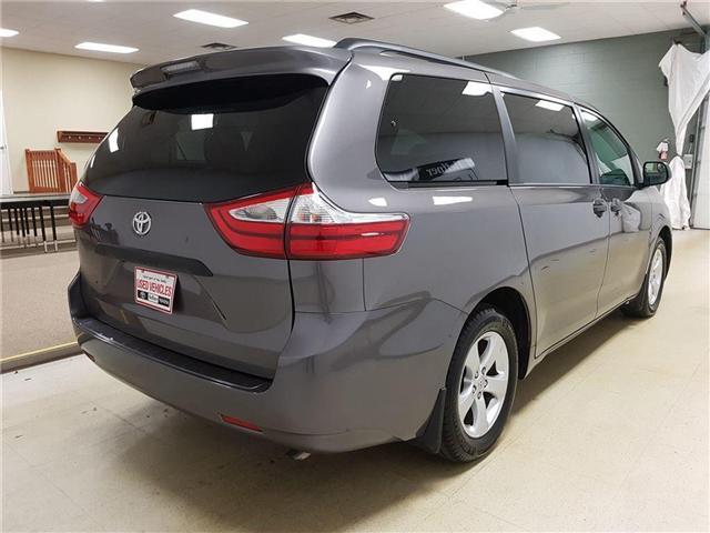 2017 Toyota Sienna  (Stk: 185661) in Kitchener - Image 9 of 21